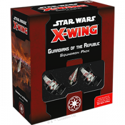 Star Wars: X-Wing (Second Edition) – Guardians of the Republic...