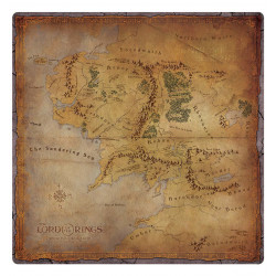 The Lord of the Rings: Journeys in Middle-earth Playmat -...