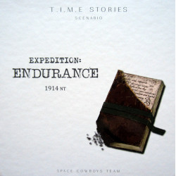 T.I.M.E Stories: Expedition: Endurance