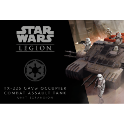 Star Wars: Legion – TX-225 GAVw Occupier Combat Assault Tank Unit...