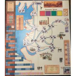 Brass: 2-player board