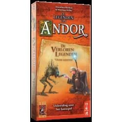 De legenden van Andor: De verloren legenden