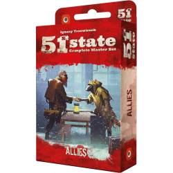 51st State: Master Set – Allies
