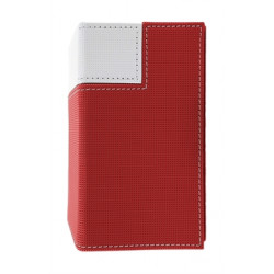Ultra Pro: M2 Deck Box: Red & White