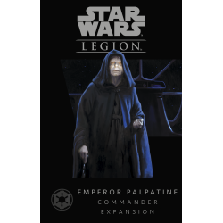 Star Wars: Legion – Emperor Palpatine Commander Expansion