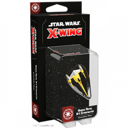 Star Wars: X-Wing (Second Edition) – Naboo Royal N-1 Starfighter...
