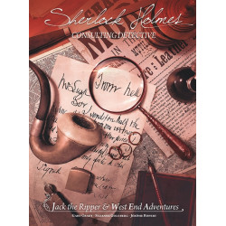 Sherlock Holmes Consulting Detective: Jack the Ripper & West End...