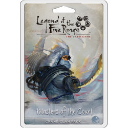 Legend of the Five Rings: The Card Game – Masters of the Court:...