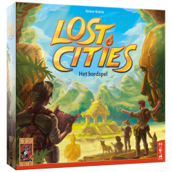 Lost Cities:Het Bordspel
