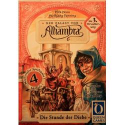 Der Palast von Alhambra: Die Stunde der Diebe – Die 3. Erweiterung