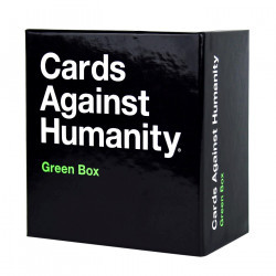 [Damaged] Cards Against Humanity: Green Box