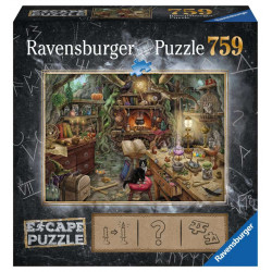 ESCAPE PUZZEL - Witch's Kitchen (759)