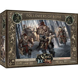A Song of Ice & Fire: Tabletop Miniatures Game – Followers of Bone