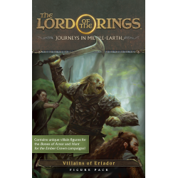 The Lord of the Rings: Journeys in Middle-earth – Villains of...