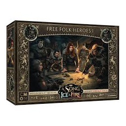 A Song of Ice & Fire: Tabletop Miniatures Game – Free Folk Heroes I
