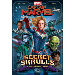 [Beschadigd] Captain Marvel: Secret Skrulls