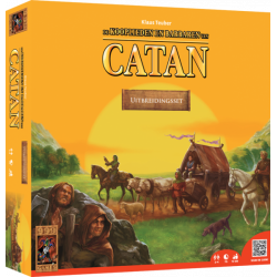 [Damaged] Catan: Kooplieden & Barbaren