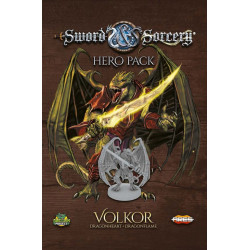 Sword & Sorcery: Hero Pack – Volkor Dragonheart/Dragonflame