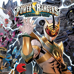 [Damaged] Power Rangers: Heroes of the Grid � Shattered Grid