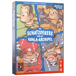 Adventure by Book: De Schatzoekers Van De Kuala-Archipel