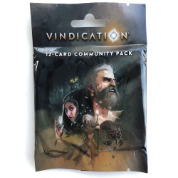 Vindication: Community Promo Pack