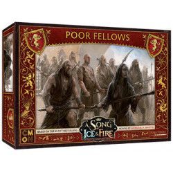 A Song of Ice & Fire: Tabletop Miniatures Game – Poor Fellows