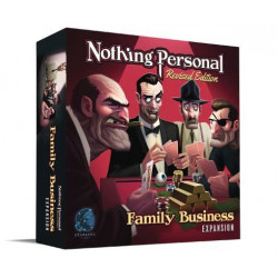 Nothing Personal (Revised Edition): Family Business