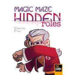 Magic Maze: Hidden Roles (Dutch version)