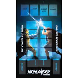 Highlander: The Duel playmat