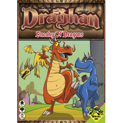 World of Draghan: Sneaky Ol' Dragons