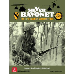Silver Bayonet: The First Team in Vietnam, 1965 (25th Anniversary...