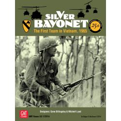 Silver Bayonet: The First Team in Vietnam, 1965 (25th Anniversary...
