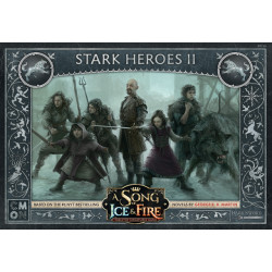 A Song of Ice & Fire: Tabletop Miniatures Game – Stark Heroes II