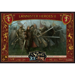 A Song of Ice & Fire: Tabletop Miniatures Game – Lannister Heroes II