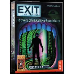 Exit: Het Spel – Het Verschrikkelijke Spookhuis