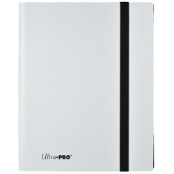 Ultra Pro: Pro-Binder 9 Pocket: Arctic White