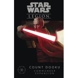 Star Wars: Legion – Count Dooku Commander Expansion