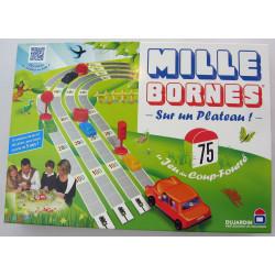 [Beschädigt] 1000 Kilometer bordspel
