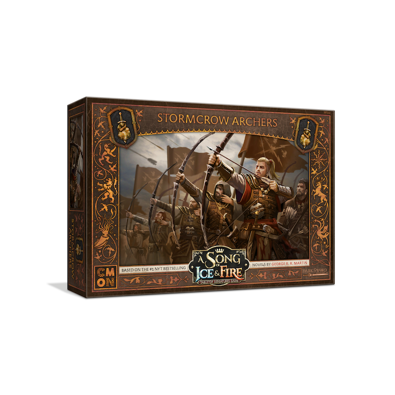 Stormcrow Archers Unit Box CMON A Song of Ice /& Fire Tabletop Miniatures Game