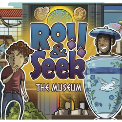Roll & Seek: The Museum