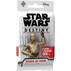 Star Wars: Destiny – Spark of Hope Booster Pack