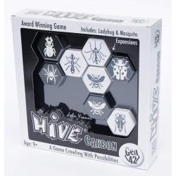Hive Carbon (+ Ladybug + Mosquito)
