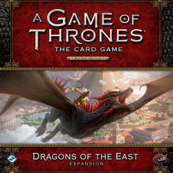 A Game of Thrones: The Card Game (Second Edition) – Dragons of the...