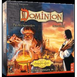 Dominion combi-doos: Alchemisten & Overvloed