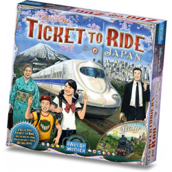 Ticket to Ride Map Collection: Volume 7 – Japan & Italy