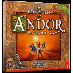 [Beschädigt] De Legenden van Andor - Bonusbox