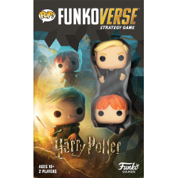 [Endommagé] Funkoverse Strategy Game: Harry Potter 2-Pack