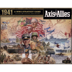 [Damaged] Axis & Allies 1941