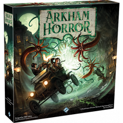 [Damaged] Arkham Horror (Third Edition)