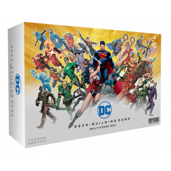 [Endommagé] DC Deck-Building Game: Multiverse Box